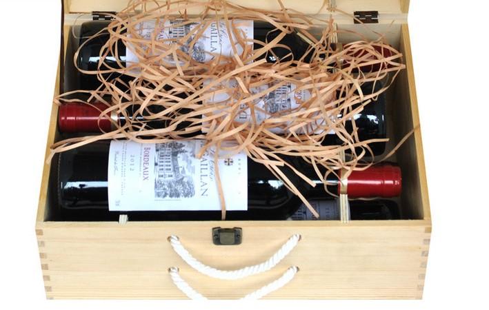 法国红酒进口报关产品图片