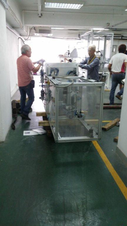 设备特种吊装进口报关案例2